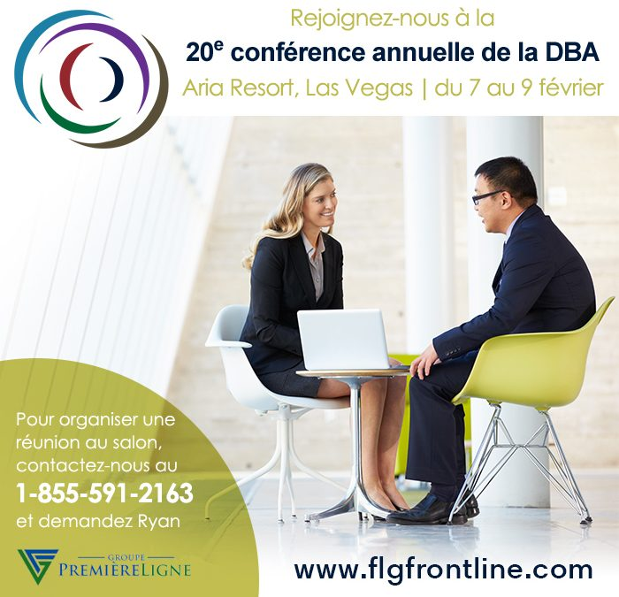 20e conférence annuelle de la DBA