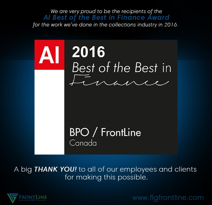 Best of the Best in Finance
